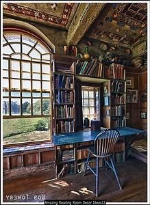 21, Amazing, Reading, Room, Decor, Ideas