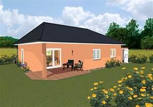 Bungalow Mit Garage Bauen : massivhaus gifhorn uelzen bungalow bauen in gifhorn ~ Lizthompson.info Haus und Dekorationen