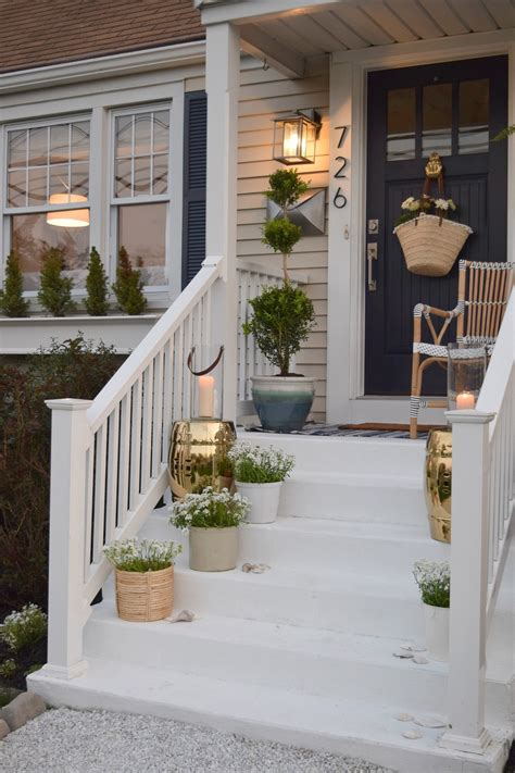Front Porch Ideas For Homes by Front Porch Ideas And Designing The Outdoors Nesting