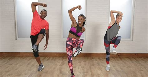 dance workouts fitness popsugar strip