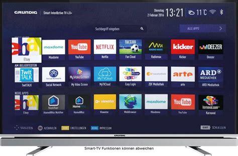otto smart tv smart tv kaufen 187 fernseher mit tv otto