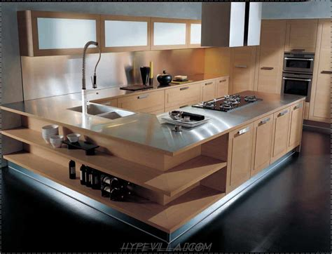 Interior Kitchen Design Ideas by Top 35 Kitchens Interior Design Ideas 2016 Khabars Net