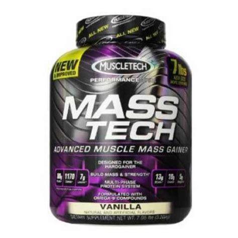 Muscletech Mass Tech Performance Series - tas ir ...