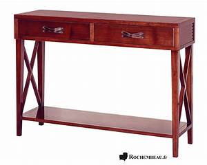 meuble console tablette etroite en bois massif avec With tapis couloir avec console dos de canapé