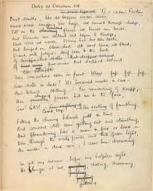 poets of the great war siegfried sassoon and wilfred owen