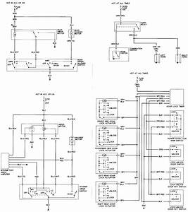 For A 1987 Nissan Sentra Wiring Diagrams