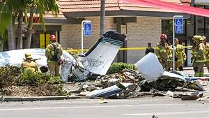 Accident Parking Sans Tiers Identifié : 5 killed in plane crash in parking lot of santa ana shopping center orange county register ~ Medecine-chirurgie-esthetiques.com Avis de Voitures