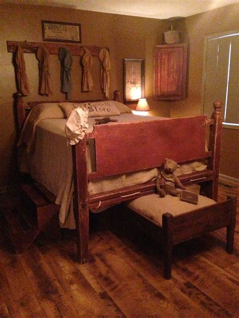 Primitive Bedrooms by Best 25 Primitive Bedroom Ideas On Country