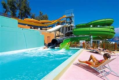 Waterpark Fodele Fun Crete Beach Water Park