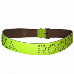 Ibiza Rocks Belts Neon Studded Belt Various Neon Colours