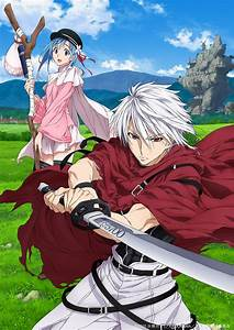 Quot Plunderer Quot Tv Anime Series Slated Winter 2020 Coming To