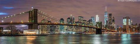 New York City Skylie Panorama, New York Photography