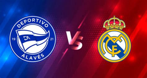 Alavés vs Real Madrid EN VIVO: horario y como ver online ...