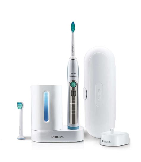 FlexCare+ Sonic electric toothbrush HX6972/10 | Sonicare