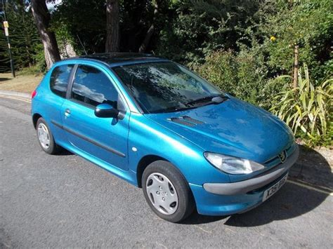 peugeot for sale uk used peugeot 206 for sale uk autopazar autopazar