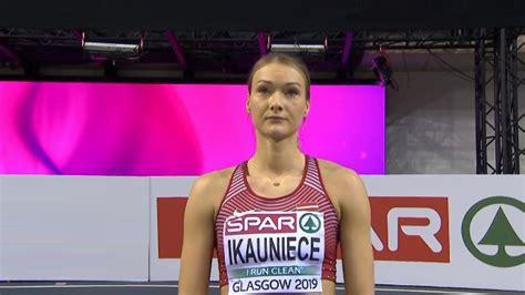 Ikauniece labo Latvijas rekordu un izcīna 5. vietu EČ ...