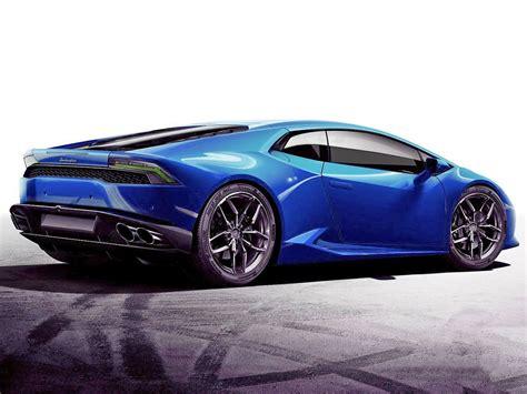 Lamborghini Huracán - voiture neuve et d'occasion, de luxe ...