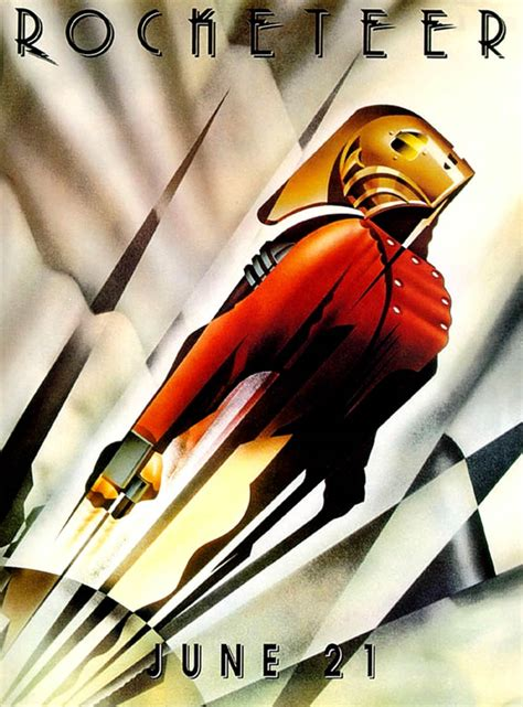 capes  camera  rocketeer rooster illusion
