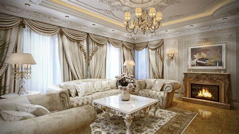 5 Luxurious Interiors Inspired By Louis Era Design by Interior Design Idea Interior Style