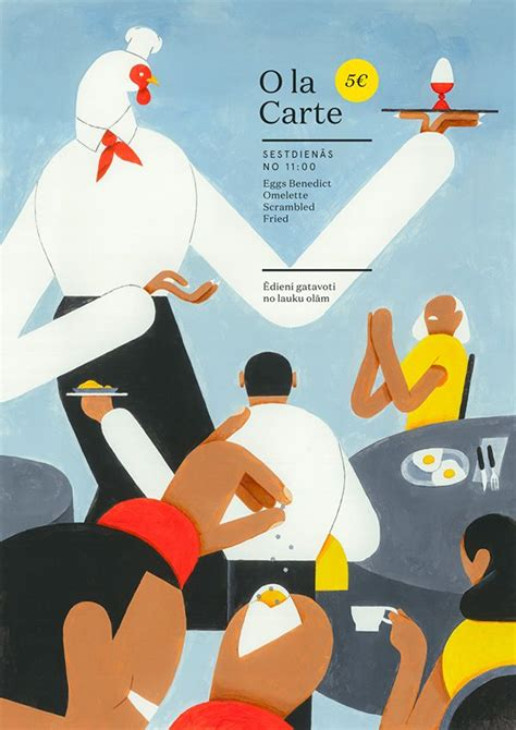 Piens Cafe by Roberts Rurans   Graphic poster ...