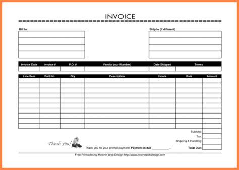 spreadsheet template invoice template quickbooks advanced