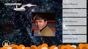 Star Trek Character Names