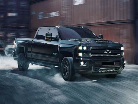 2020 Chevrolet Silverado 3500hd Ltz by 2020 Chevrolet Silverado 3500hd Midnight Edition 2019
