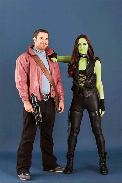 Halloween Couples Diy Costume Couple Creative Costumes