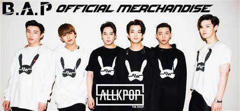B.a.p X Allkpop The Shop Collab