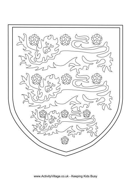 lions colouring page