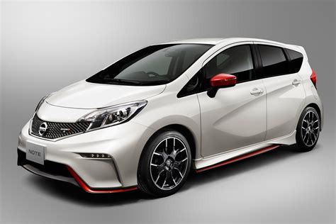 nissan japan nissan note gets the nismo treatment in japan 18 photos
