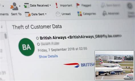 British Airways is fined £20m after 2018 data breach ...