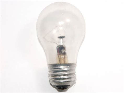 40 watt 120 volt a15 clear oven appliance bulb 40a15