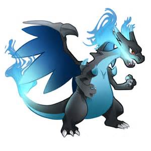 Pokemon 006M1 Mega Charizard X