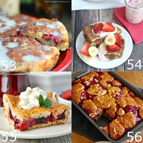easy sweet breakfast recipes 56 sweet breakfast casserole recipes the gracious wife