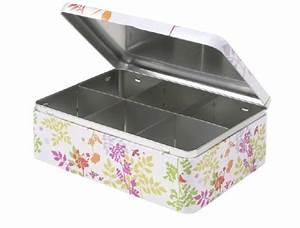 Boite A Compartiment : boite compartiments metal box ~ Teatrodelosmanantiales.com Idées de Décoration