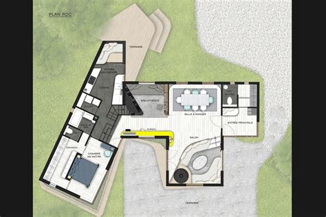 moa siege social chalet normandie karolina lubkowski architecture design