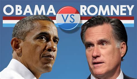 infographic social media showdown obama vs romney