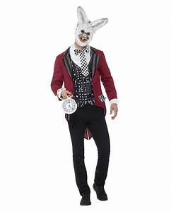 Warmes Halloween Kostüm : horror zauberhase deluxe kost m kaufen horror ~ Lizthompson.info Haus und Dekorationen