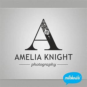 Photography Logo Design Premade Logo for Photographer ...