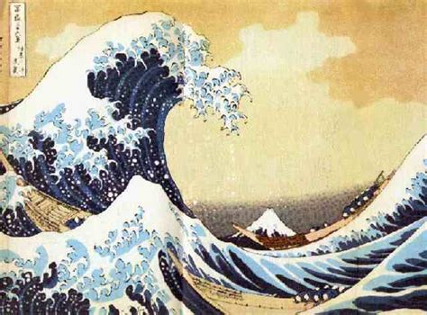 Japanisches Bild Welle by Hokusai Images Crashing Waves Wallpaper And Background