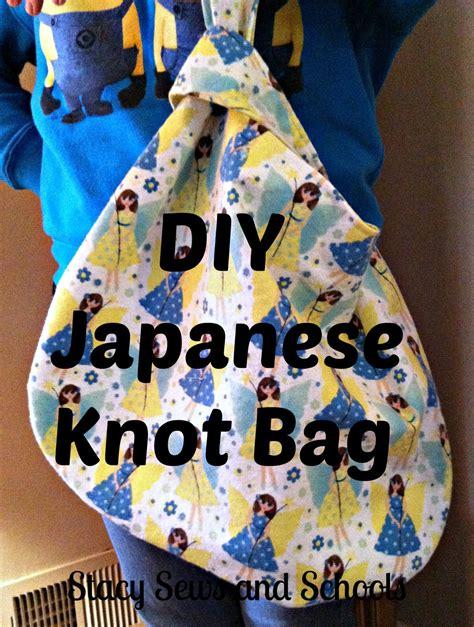 yard japanese knot bag allfreesewingcom