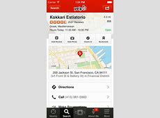 Yelp App Gets New Look for User Profile Pages, SwipeToGo