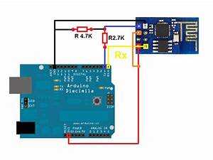 For Arduino 5v Power Supply And Logic   Need Logic Converter