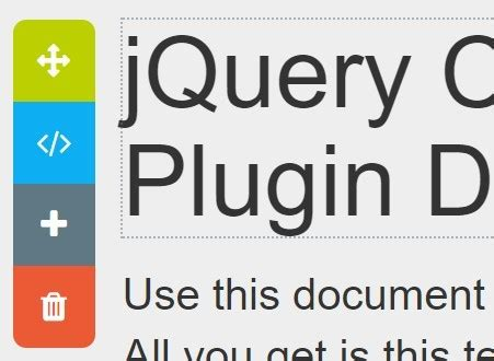 jquery floating div jquery plugin for attaching floating panels to elements