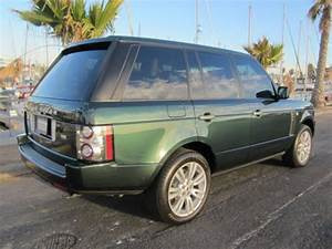 Sell used 2011 Galway Green Land Rover Range Rover Sport HSE Sport Utility 4Door 50L in