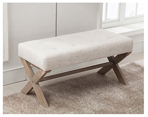 upholstered ottoman bench seats chairus fabric upholstered ottoman bench seat farmhouse