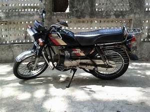 Black Hero Honda Cd100