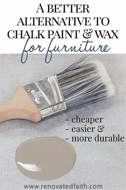 Paint Furniture Chalk Painting Painted Wood Wax