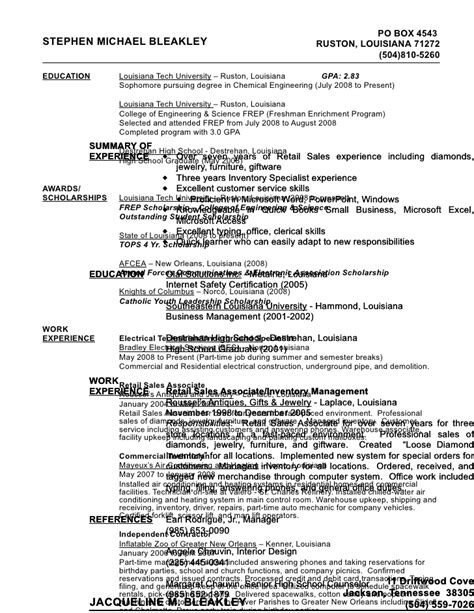 Stephen Resume by Resume Stephen